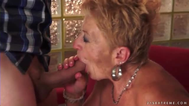 Amateur granny loves bbc and dp - 1 part 4