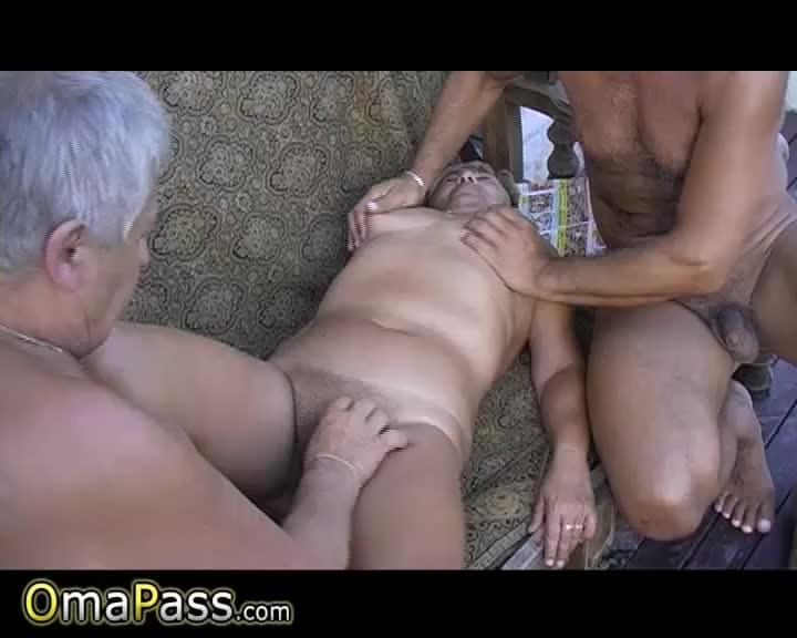 Granny and grandpa tubes