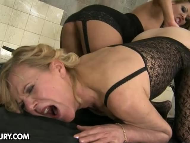 granny gets mistreated by a young girl ENTER TO MY 18 TEENS. Related tags: white girls in booty shorts, stupid girl ...