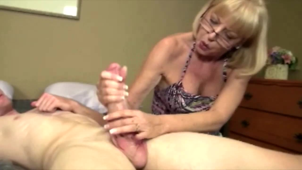 Old pale redhead mature