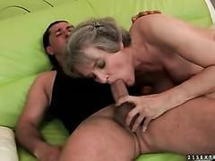 Granny needs cock, gap asian porn