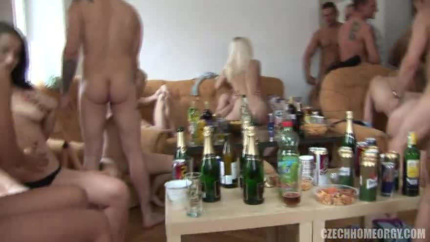 Home Party Sex Tube
