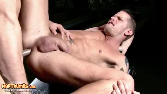 Shane Frost Gets Fucked And Sucked At Work
