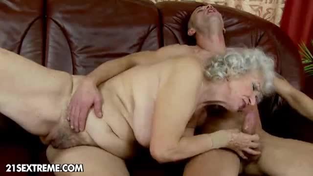 Raw Granny Tube 104