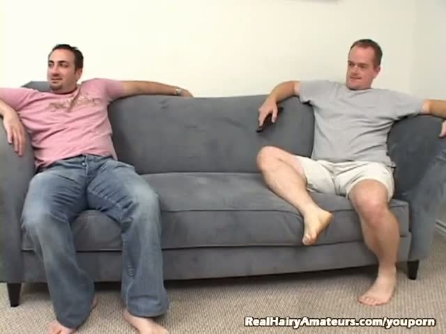 Double Cock Fucking Pussy