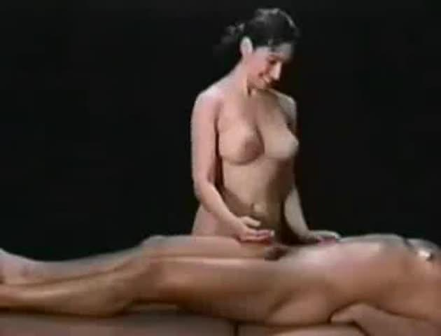 job By woman hand