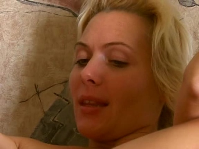 hard anal sex with amateur blonde slut