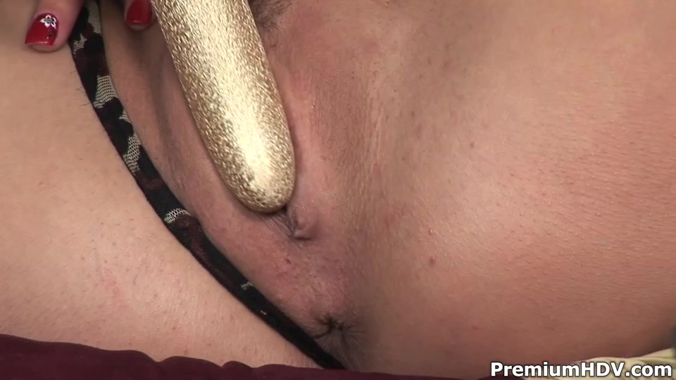Blondie takes two hot loads 4