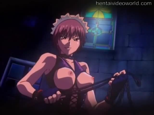 Hardcore Hentai Sex In His Kinky Dungeon