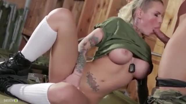 Christy mack rides cock