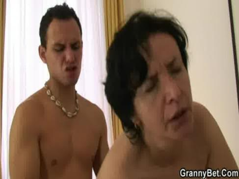 He picks up a mature tourist and they return to his place for a torrid ...