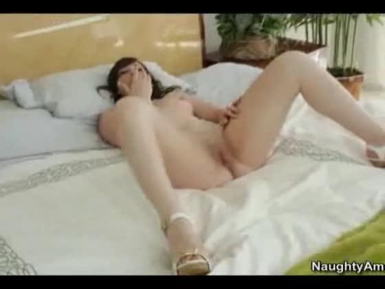 walked in on her masturbating
