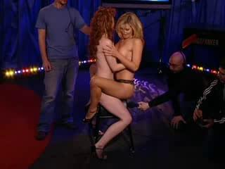 heather vandeven bei howard stern sybian - XVIDEOSCOM