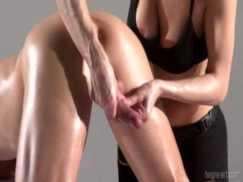 Wish reluctant massage orgasm video the 'SEXIEST'