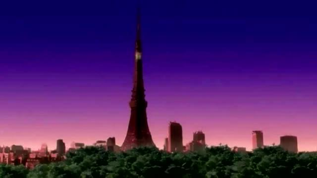 Hentai Dickgirl Sex High Above The City