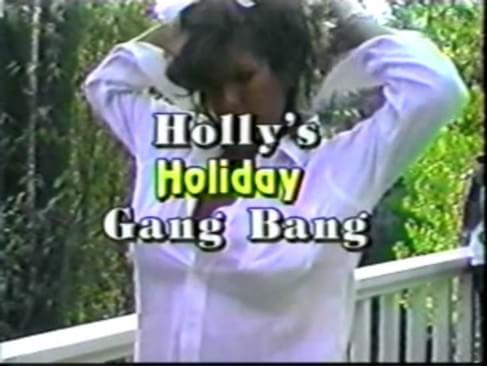 Holly body gang bang