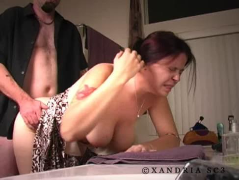 Milf getting big black cock