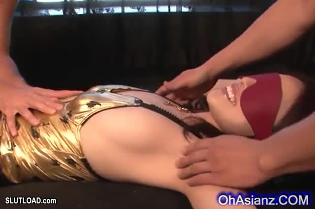 Asian first time oral