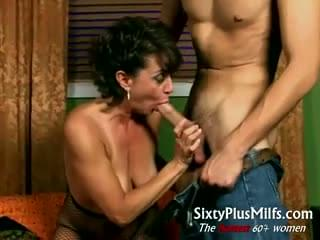 Housewife fucked by boy