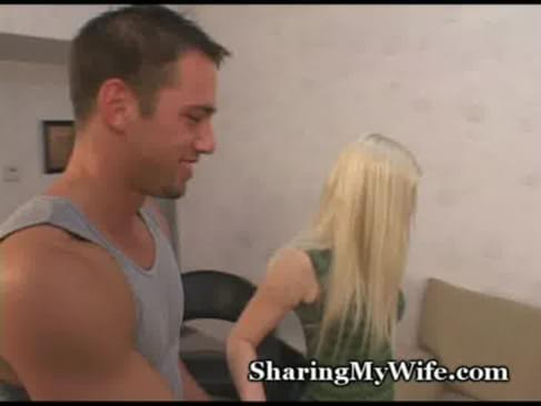 Horny hubby shares submissive wife. Added: May 1st 2010 at 09:12:49 PM ...