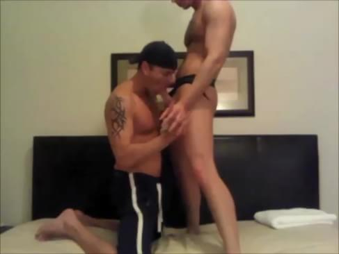 Horny Jocks Munch Ass And Suck Cock