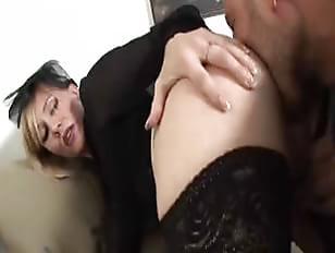 Widow Horny milf