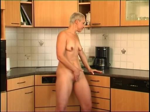 Kitchen used for dildos