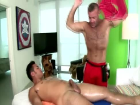 Horny Straight Teen Gets Turned Gay