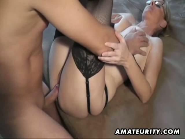 Amateur met 3 girls at a hotel fuck