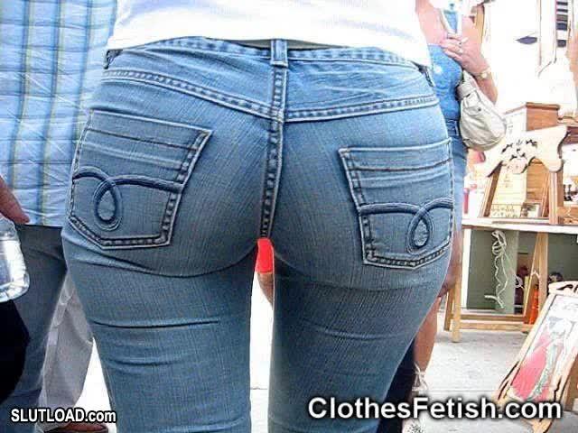 фото самые сексуальные задницы в джинсах контакте