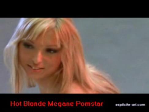 Blonde french pornstar