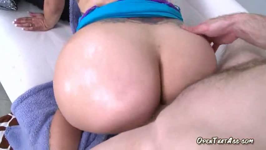 Cum in bubble butt
