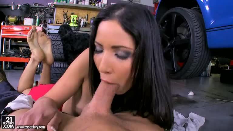 Ana foxxx ebony pussy