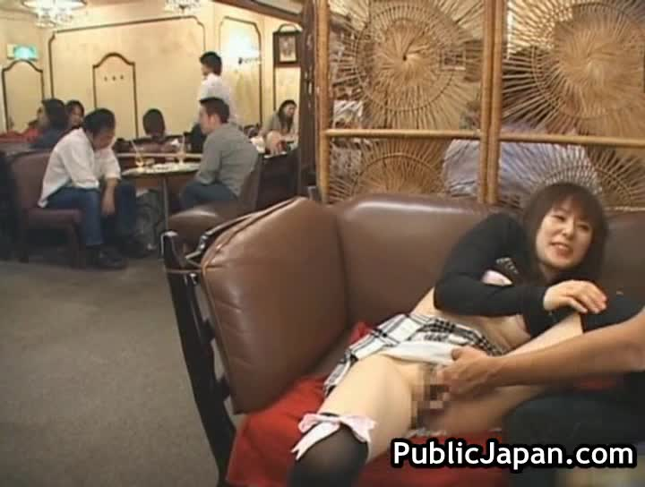 Japan public porn