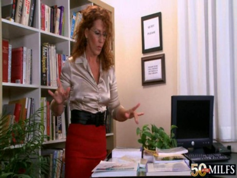 Hot mature redhead librarian cougar. Added: May 2nd 2010 at 11:20:44 PM ...