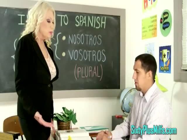 Porno mature teachers