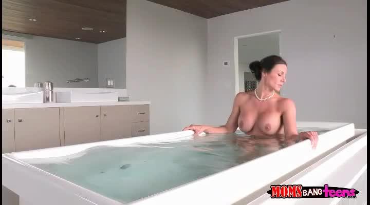 Milfs caught masturbating