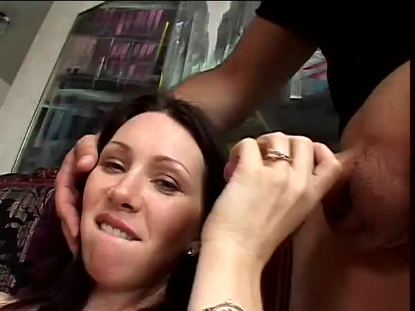 Best milf blow job ever