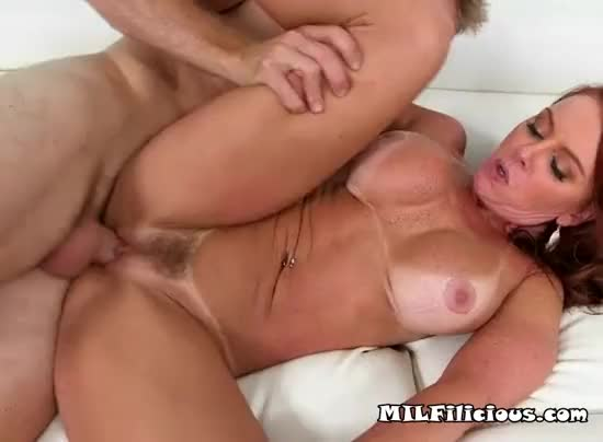 Young amateur with big tits