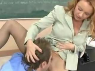 Mature Teacher Fucking Boys