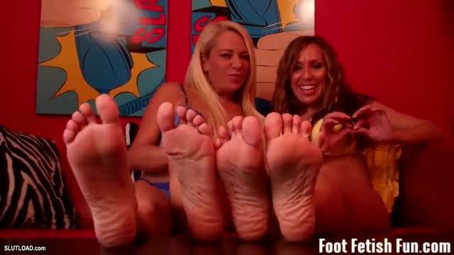 Mom son foot fetish