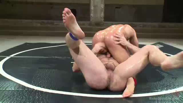 Hot Wrestlers Fucking