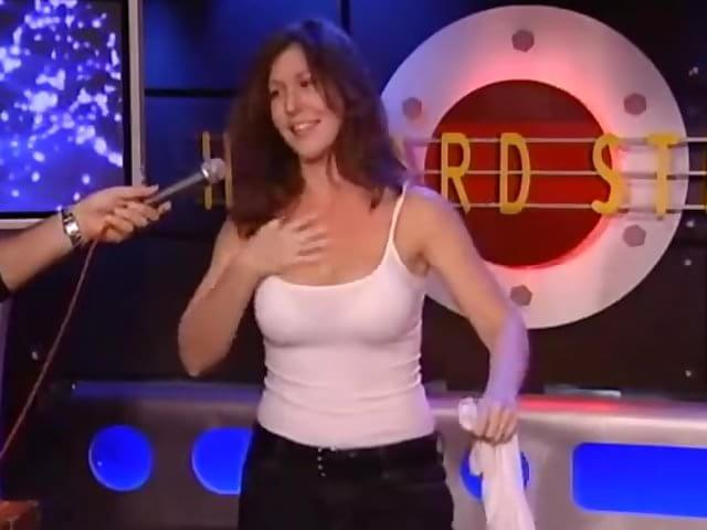 Can naked on howard stern show me!