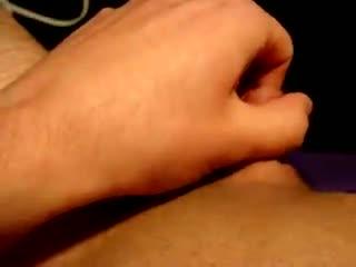 man gives woman orgasm