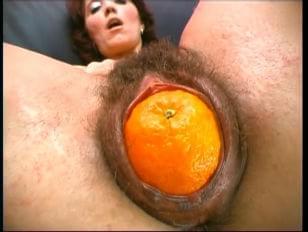 Food insertions tubes at Hard Ho Porno