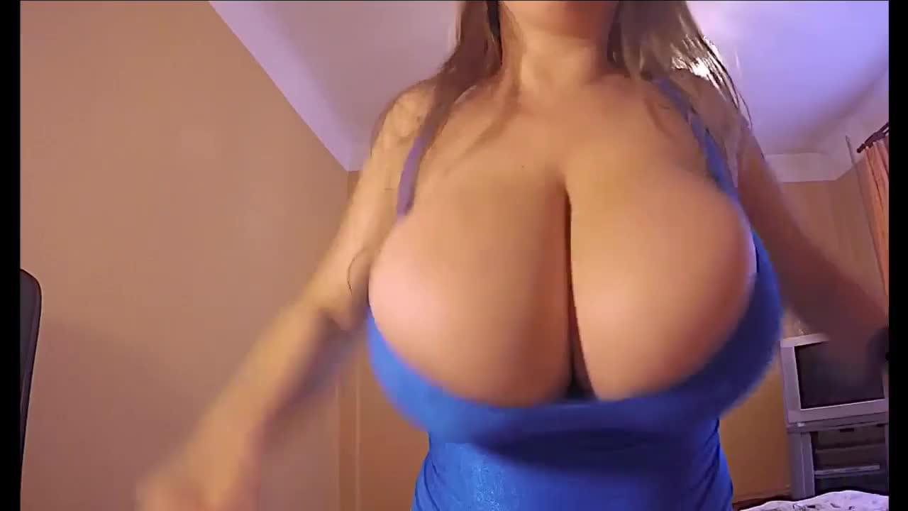 Big black perfect tits