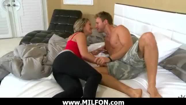 Big boob swallow