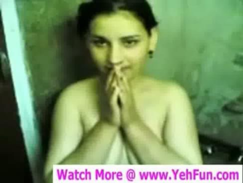 crying desi nude