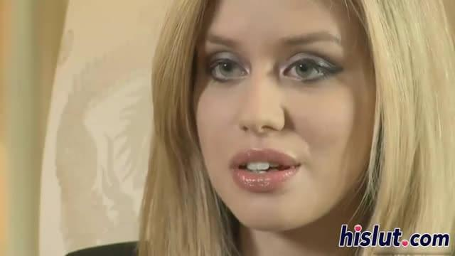 intense threesome session with a stunning hooker