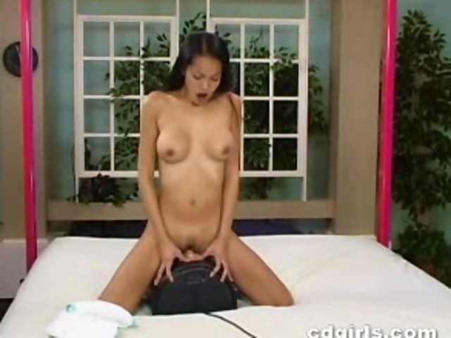 Japan orgasm sybian